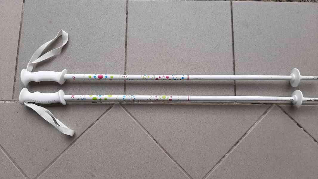 Dětské hůlky 80 cm