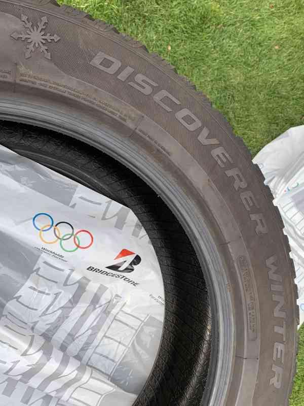 zimní pneu R19 235/55 - foto 4