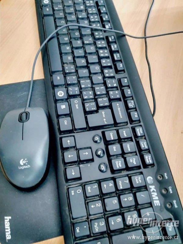 Pc včetně Lcd monitoru,klávesnice a myši - foto 2