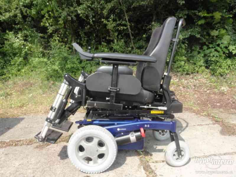 Elektrický invalidní vozík Puma Beatle - ZÁRUKA