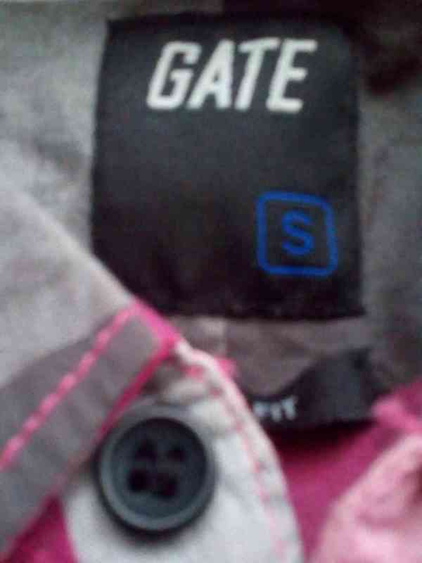 Pánská košile zn.Gate,vel.S - foto 5