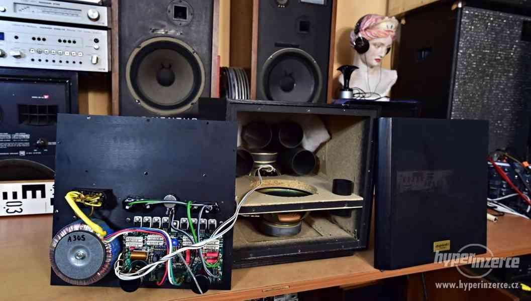 Quadral Phonologue C - ORKUS LC Aktiv Subwoofer