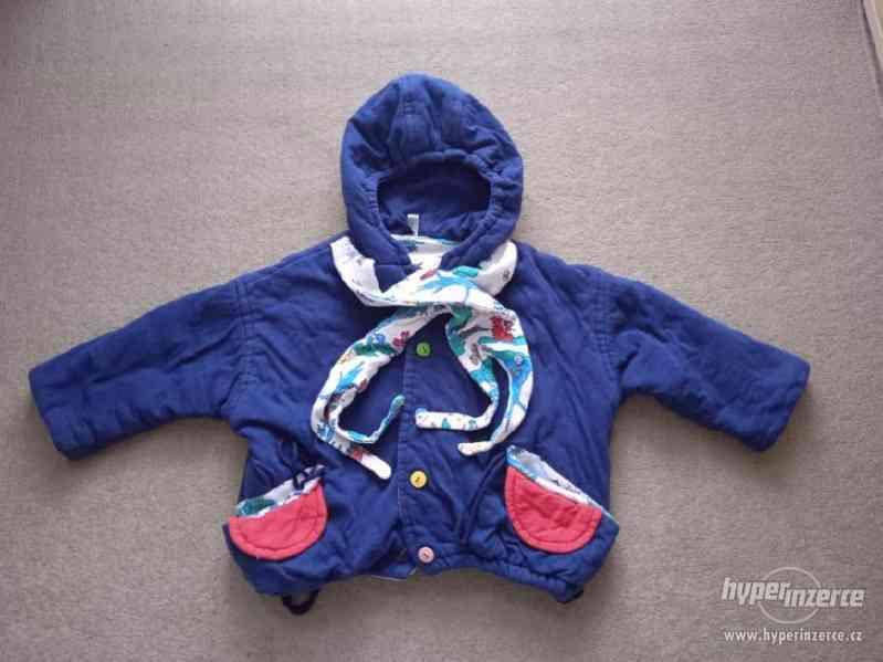 Dětská zimní bunda