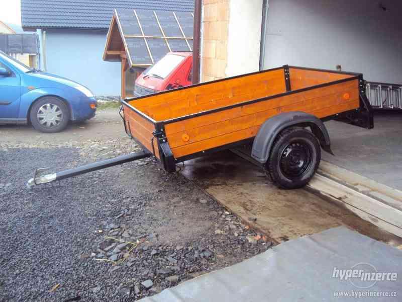Přívěsný vozík za osobní automobil