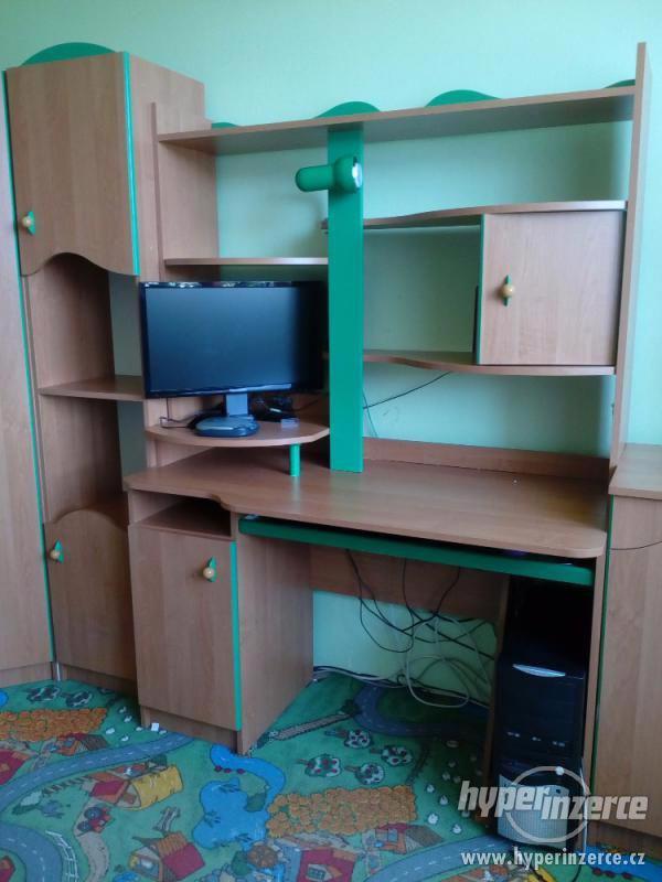 Nábytek do dětského pokoje Lion