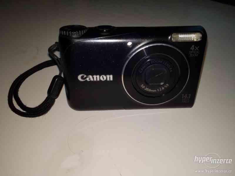 Digitální fotoaparát Canon PowerShot A2200 14.1 Mpix
