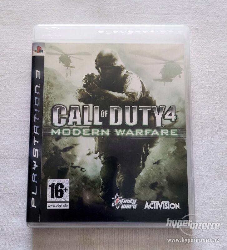 PS3 - Call of Duty Modern Warfare - foto 1