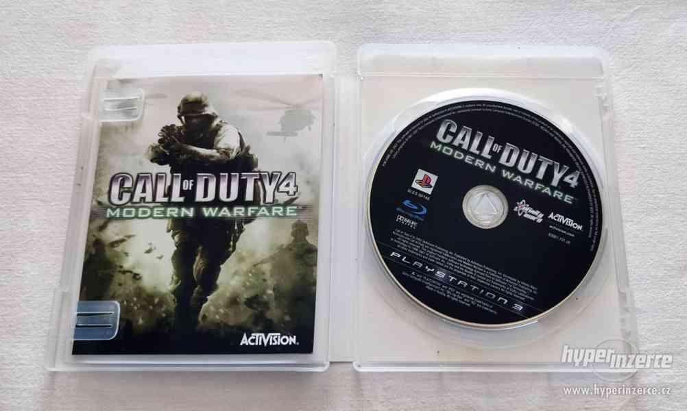 PS3 - Call of Duty Modern Warfare - foto 2