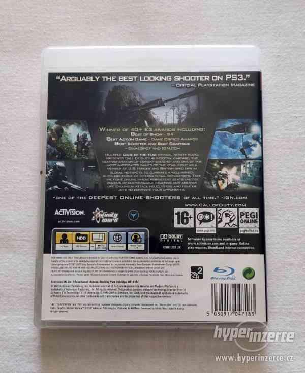 PS3 - Call of Duty Modern Warfare - foto 3