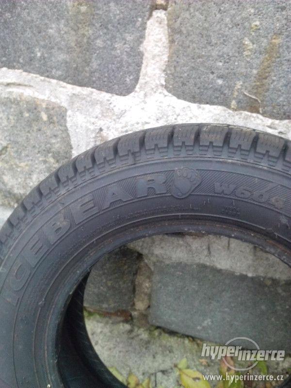 HANKOOK velmi kvalitní zimní pneu - foto 3
