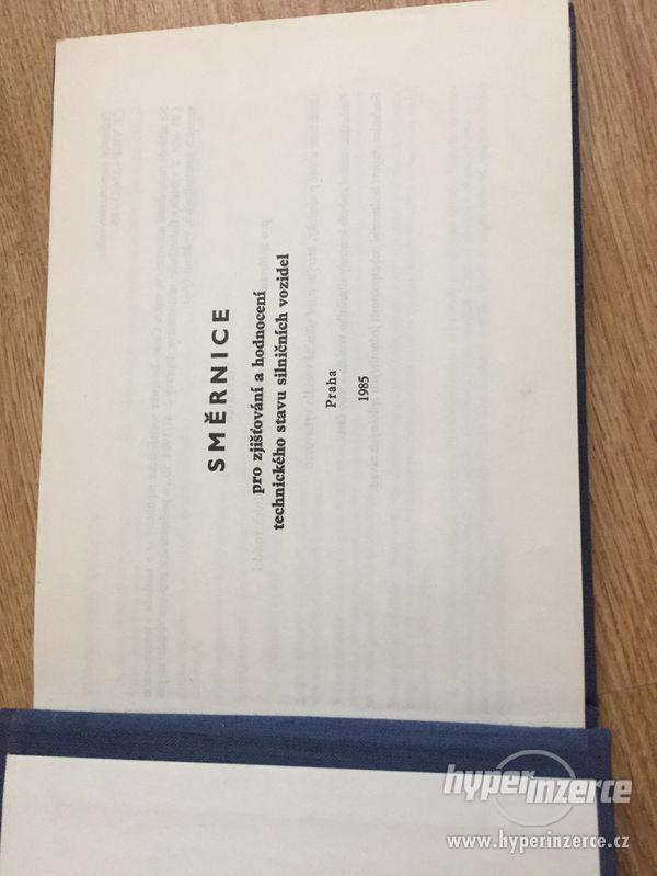 Veteránské knihy, 50. a 70. léta, ceny v textu - foto 2