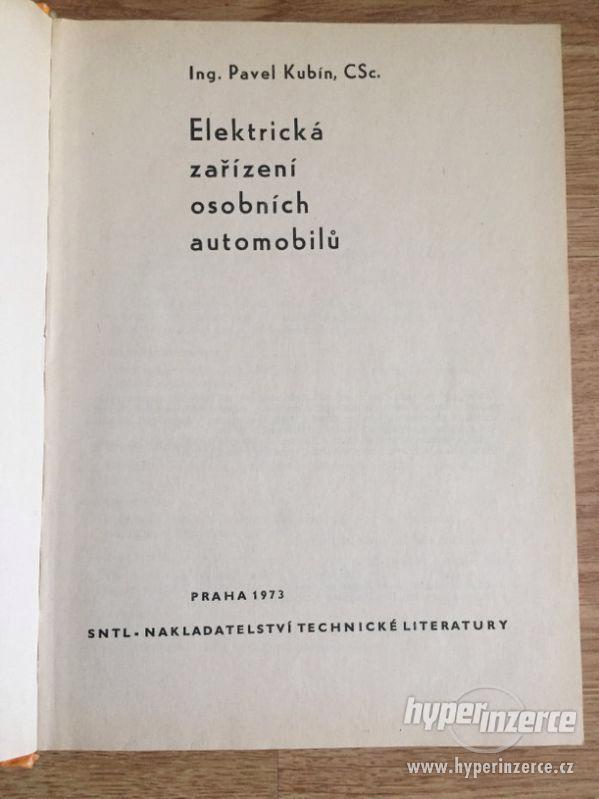 Veteránské knihy, 50. a 70. léta, ceny v textu - foto 3