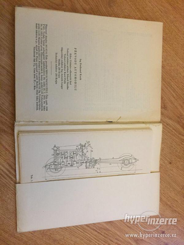 Veteránské knihy, 50. a 70. léta, ceny v textu - foto 6