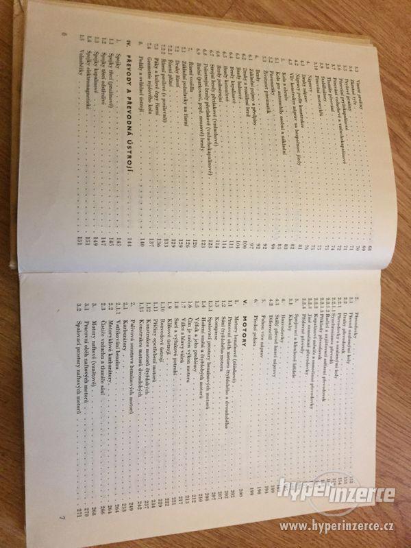 Veteránské knihy, 50. a 70. léta, ceny v textu - foto 8