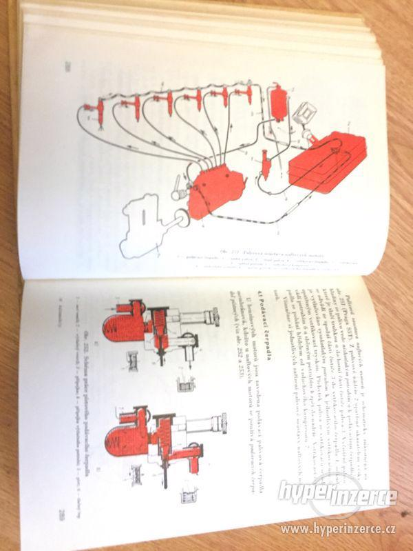 Veteránské knihy, 50. a 70. léta, ceny v textu - foto 9