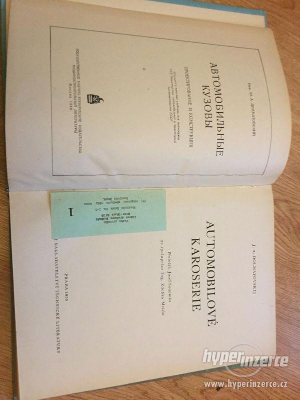 Veteránské knihy, 50. a 70. léta, ceny v textu - foto 10