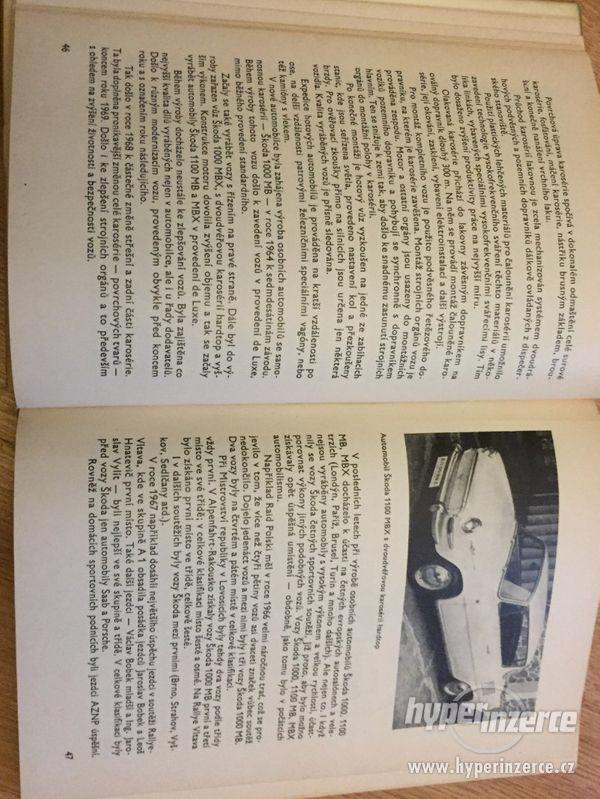 Veteránské knihy, 50. a 70. léta, ceny v textu - foto 13