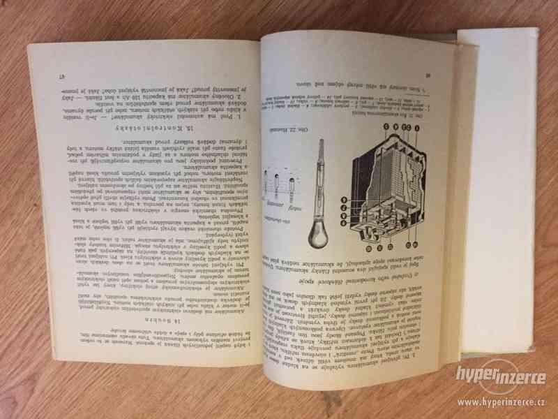 Veteránské knihy, 50. a 70. léta, ceny v textu - foto 7