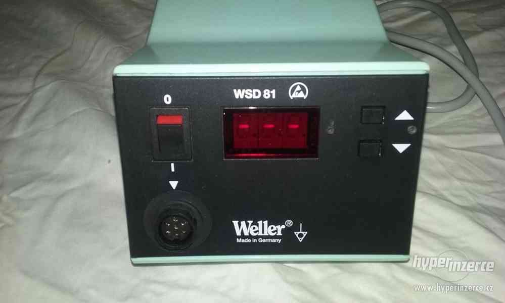 Profesionální pájecí stanice Weller - foto 5