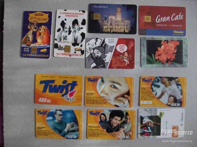Telefonní karty
