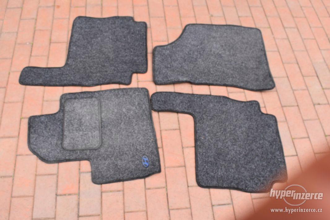 Textilní koberce do Hyundai Santa Fe - foto 1