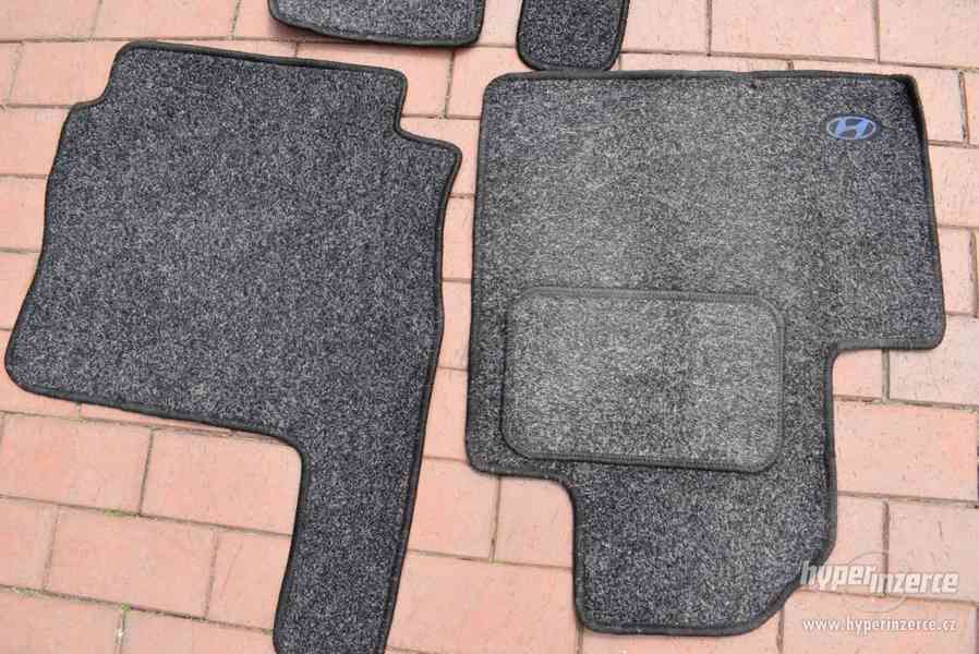 Textilní koberce do Hyundai Santa Fe - foto 2