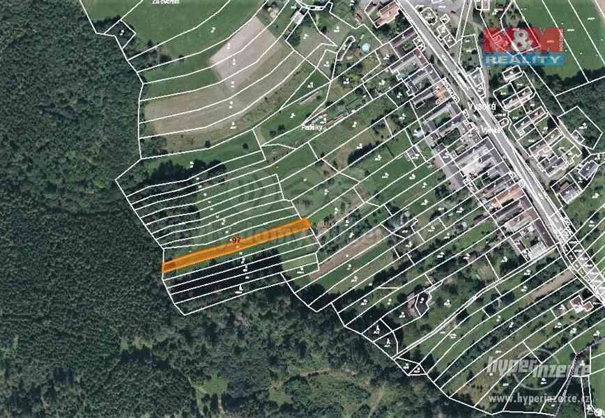 Prodej pole, 238 m?, Vysoká u Jevíčka - foto 1