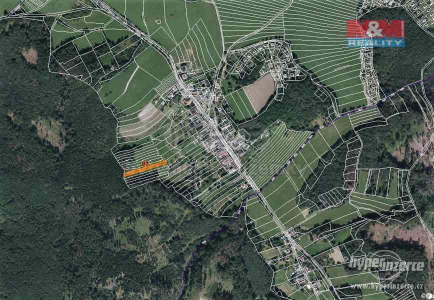 Prodej pole, 238 m?, Vysoká u Jevíčka - foto 4