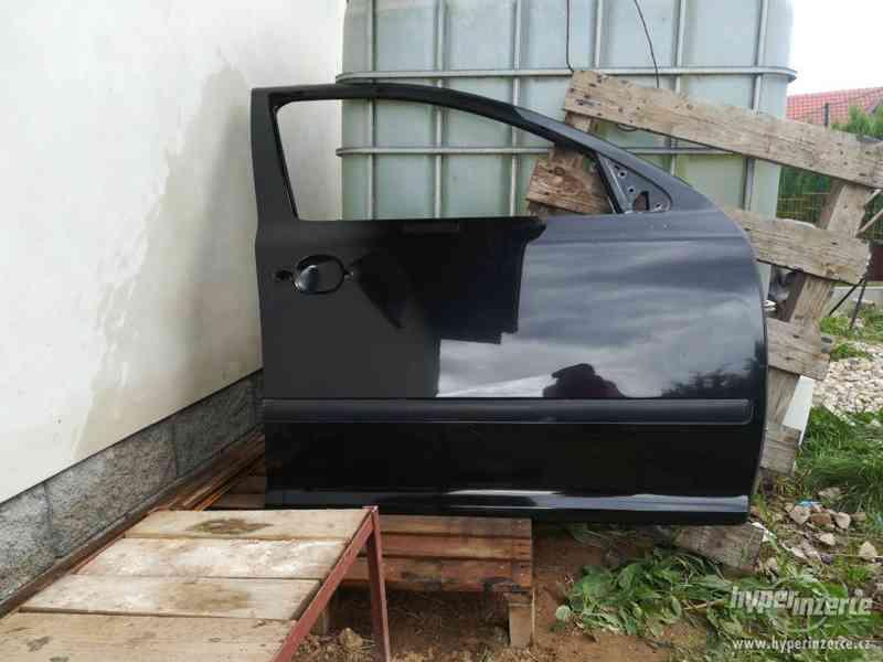 PP dveře na Škoda Octavia II