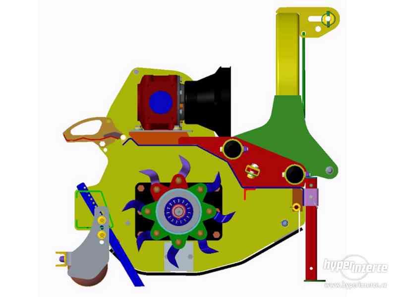 Univerzální mulčovač ELITE 225 OPEN - foto 2