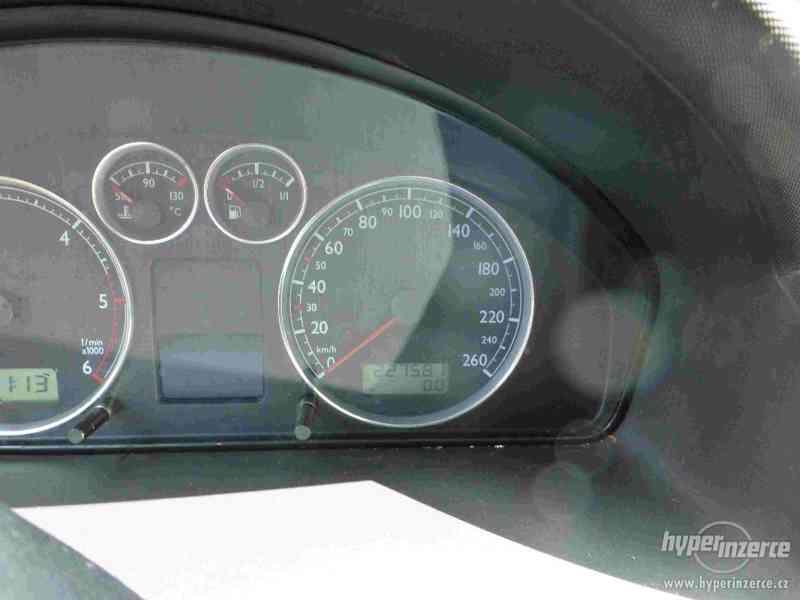VW Sharan 1.9 TDI 85kw 7 míst plná výbava tažné automat - foto 10