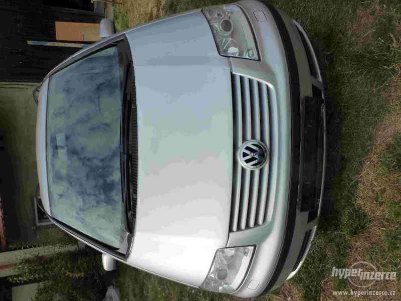 VW Sharan 1.9 TDI 85kw 7 míst plná výbava tažné automat - foto 13