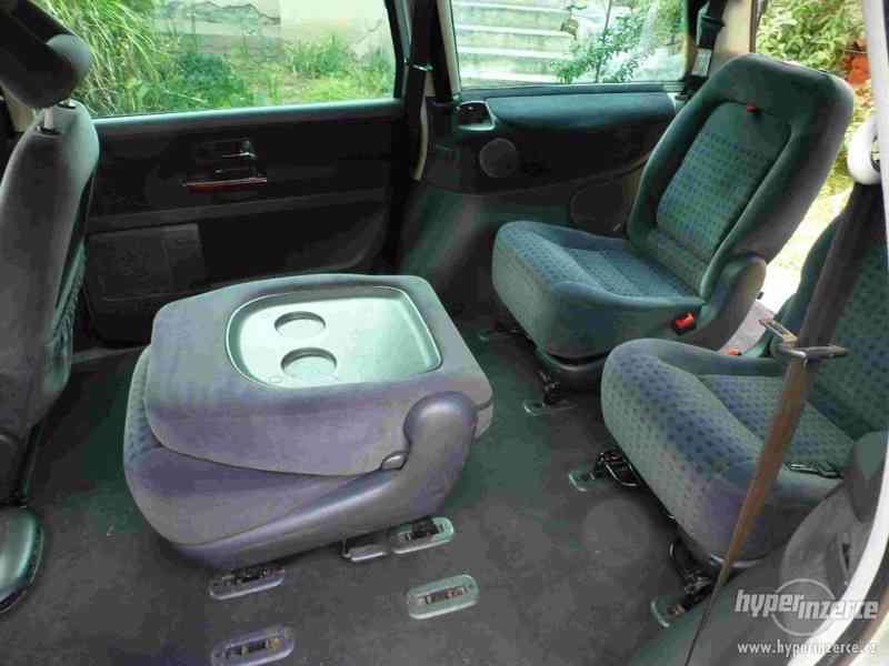 VW Sharan 1.9 TDI 85kw 7 míst plná výbava tažné automat - foto 19