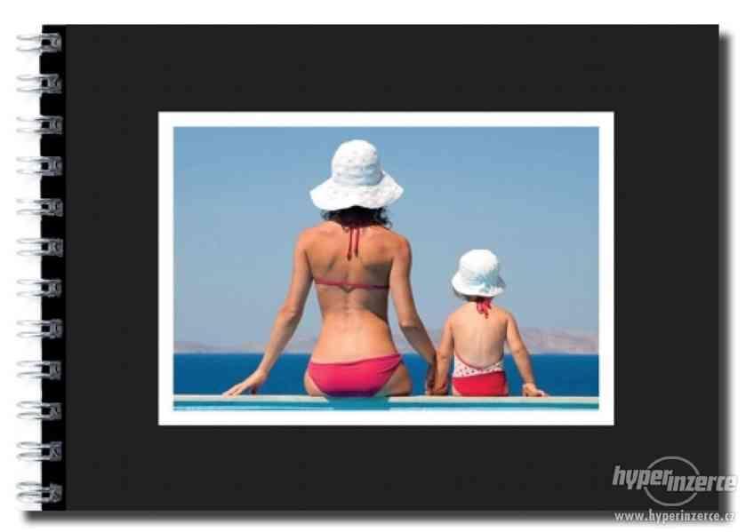 Fotoknihy a fotokalendáře z vlastních fotografií