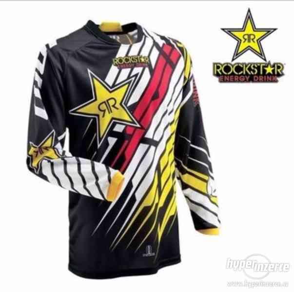 Moto dres Rockstar dětský vel. S nový zabalený pošlu