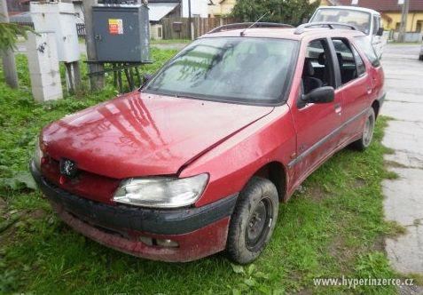 dily peugeot 206 306 406