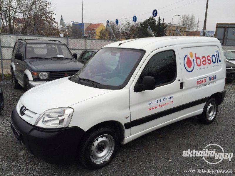 Prodej užitkového vozu Peugeot Partner - foto 1