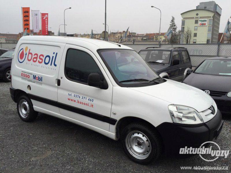 Prodej užitkového vozu Peugeot Partner - foto 2