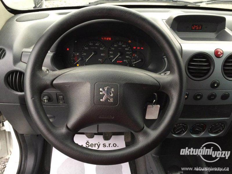 Prodej užitkového vozu Peugeot Partner - foto 4