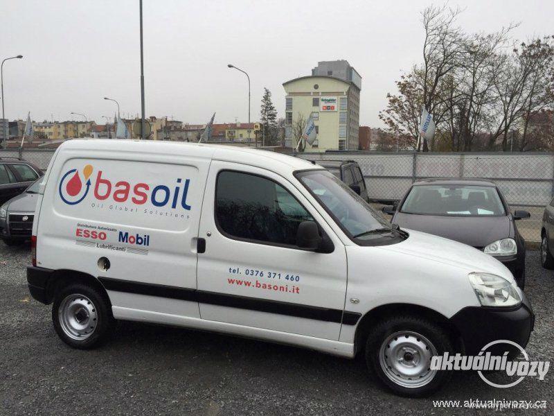 Prodej užitkového vozu Peugeot Partner - foto 5