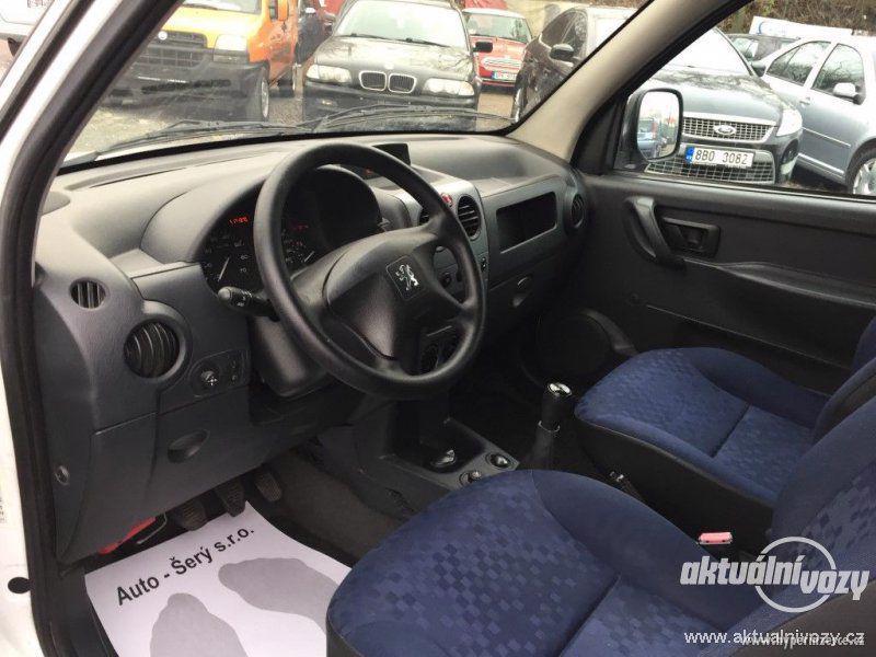 Prodej užitkového vozu Peugeot Partner - foto 10