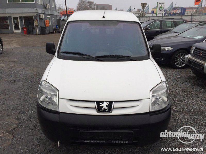 Prodej užitkového vozu Peugeot Partner - foto 13