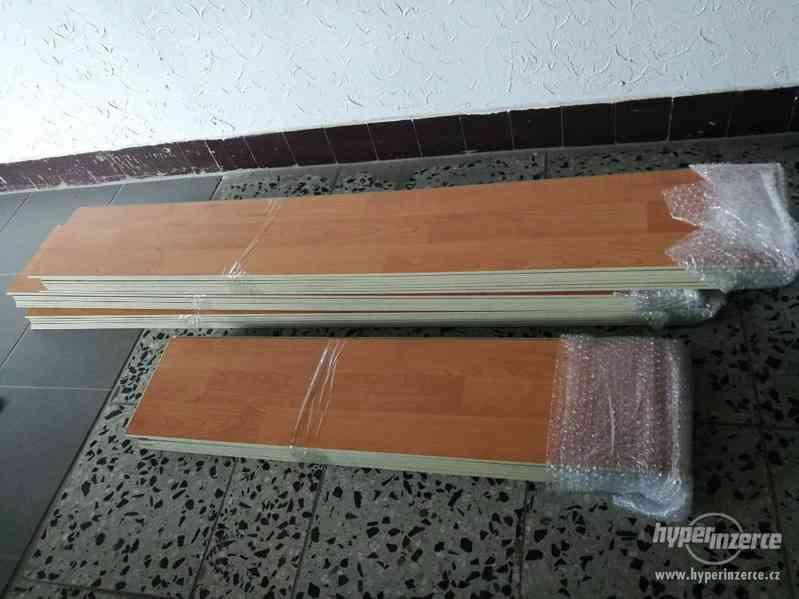 Podlaha,Egger Floorline, Opal 31, třešeň. Min 13m2
