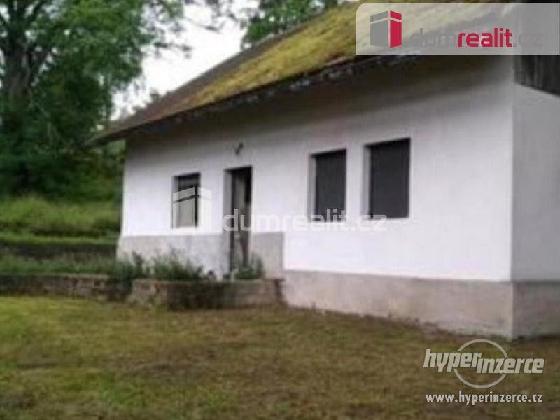 Prodej RD (chalupy), pozemek 970 m2, Horní Bradlo
