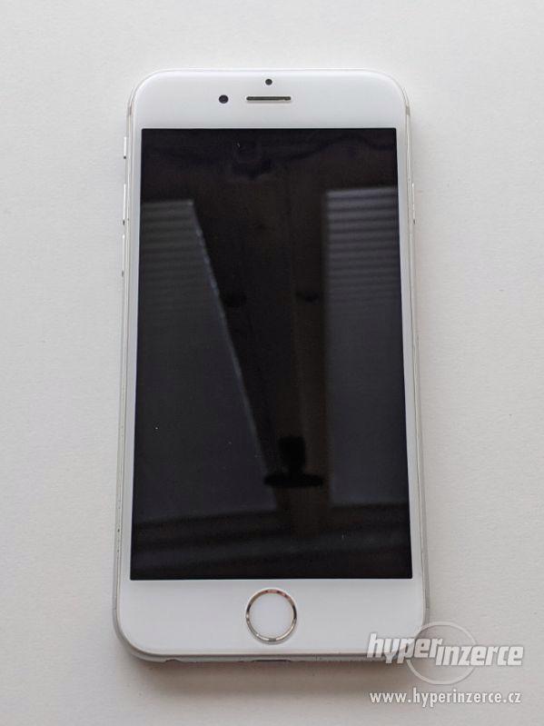 iPhone 6s 32GB stříbrný, baterie 100% záruka 6 měsícu - foto 6