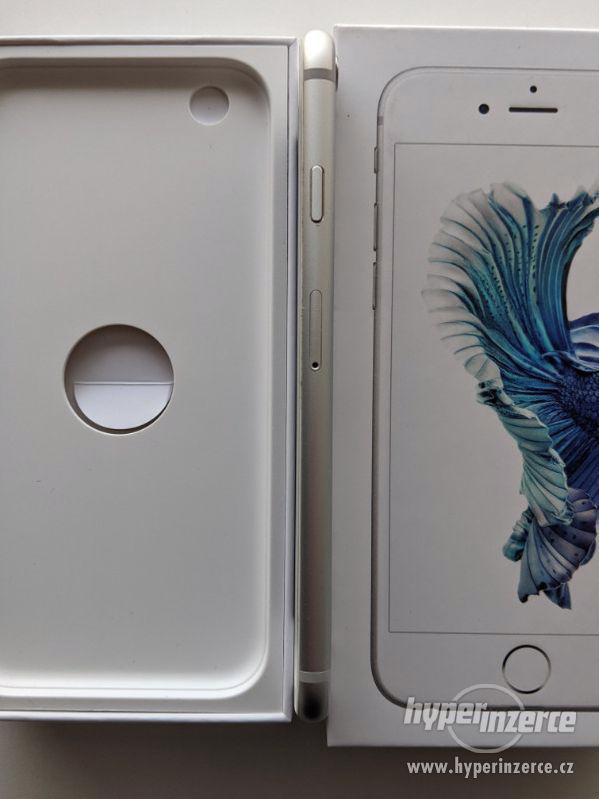 iPhone 6s 32GB stříbrný, baterie 100% záruka 6 měsícu - foto 9