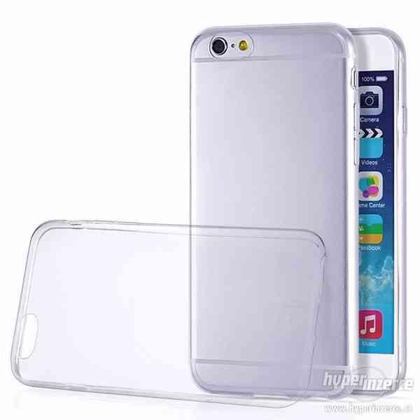 Tvrzené sklo+silikonový obal na iPhone 7/8/9/X/XR/XS/11/12 - foto 6