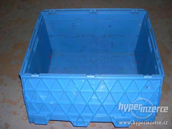 Skladovací boxy - foto 1
