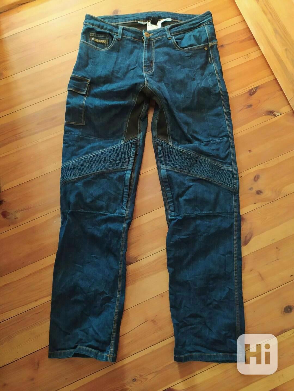 Kevlarové džíny Trilobite Smart - foto 1