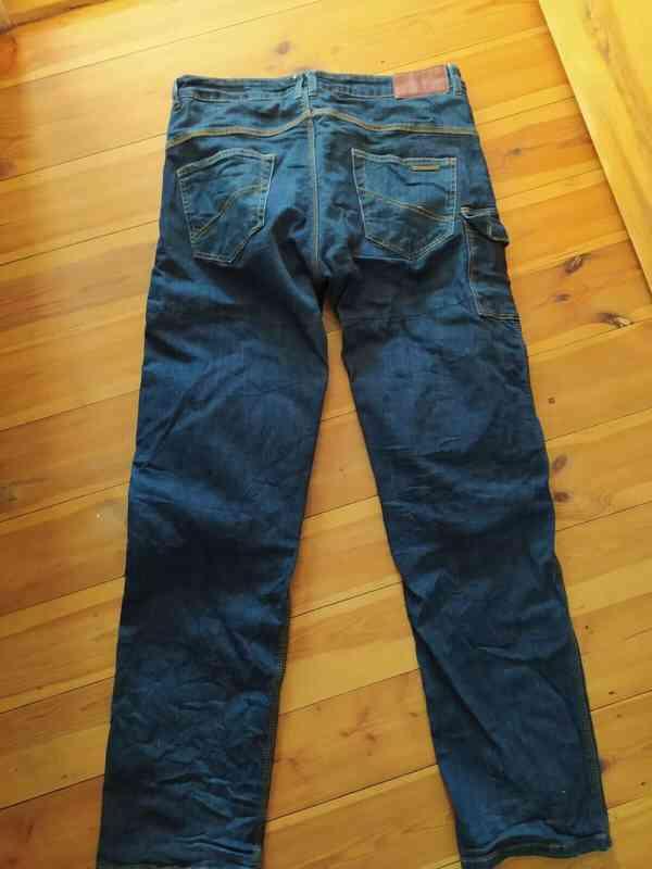 Kevlarové džíny Trilobite Smart - foto 2